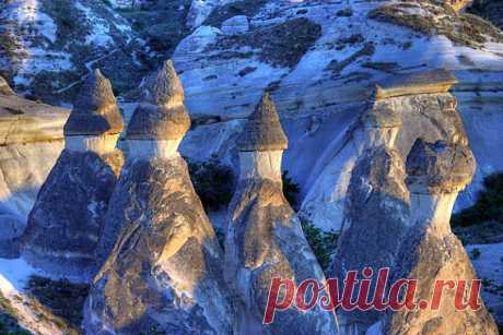 Геологические чудеса Земли / Туристический спутник