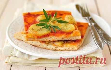Картофельная пицца / Западло