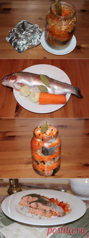 Рыба в банке