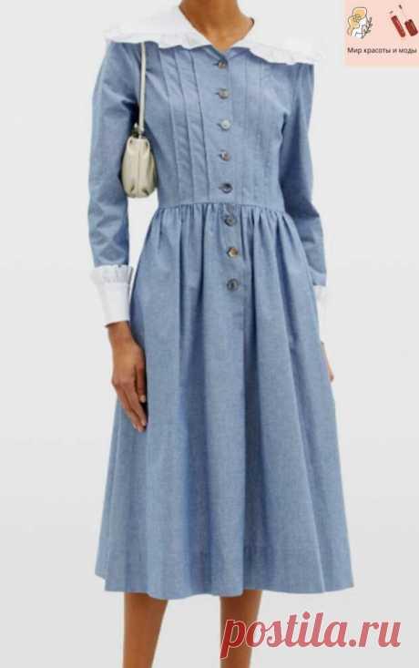 Изысканные, нежные и базовые платья на чудесную весну вне времени и моды: