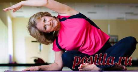 Всем женщинам, перешагнувшим 50-летний рубеж, нужно выполнять безопасные и полезные упражнения  Молодость проходит быстро! Для того, чтобы сохранить форму и не нанести вред здоровью, женщинам необходимо адаптировать привычный тренировочный комплекс к своему возрасту. «В какой-то момент, я понял…