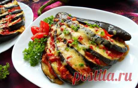 Вкуснятина из баклажан - 15 рецептов