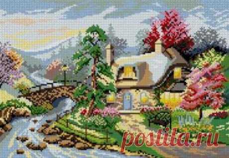 схемы вышивки крестом скачать бесплатно для кухни - 205 тыс. картинок. Поиск Mail.Ru