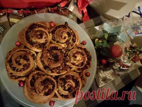 La Pitta Mpigliata o Pitta Nchiusa, ricetta natalizia calabrese | Ricette Calabresi | Torte di Nuvole