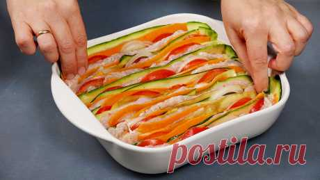 Для худеющих и им сочувствующих: горячее блюдо на любой праздник и на каждый день | Кухня наизнанку | Яндекс Дзен