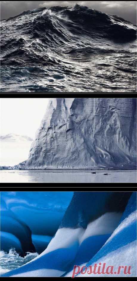 Удивительные морозные фотографии Джона Веллера | Занимательный журнал