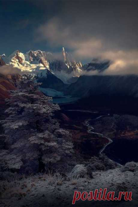 Enantiodromija | From Autumn to Winter in Patagonia, Argentina… by...