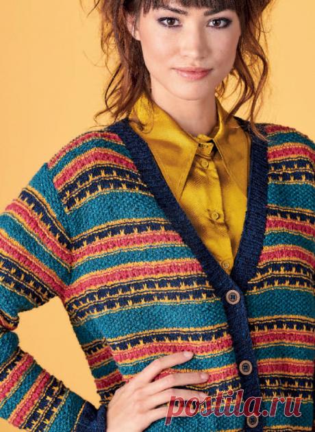 Люблю зиму в начале марта: обзор журнала Knitter. Есть ли интересные модели на весну?   Не от скуки, руки - крюки   Яндекс Дзен