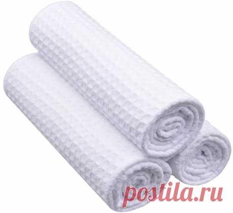 Отличные способы сделать полотенца чистыми без химии