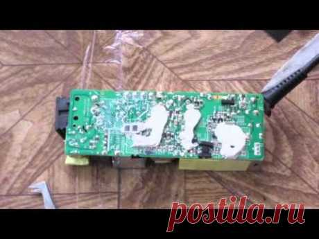 Ремонт  блока питания ноутбука hp PPP012D-S