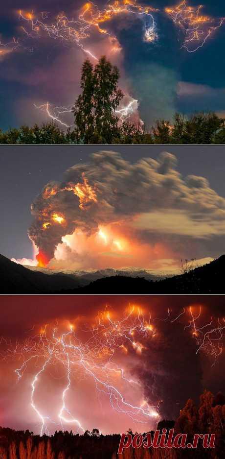Невероятные фотографии грозы