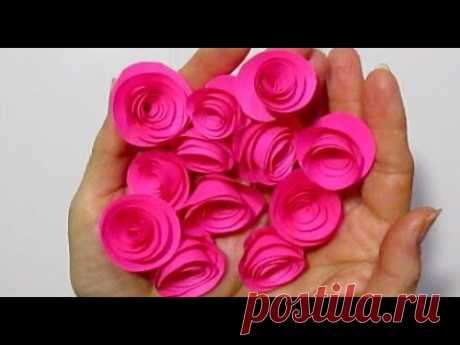 КРАСОТА для МАМЫ своими руками DIY Подарки Поделки Цветы из бумаги.Идеи День МАТЕРИ и 8марта diy