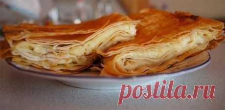 Как приготовить сырный пирог из лаваша - рецепт, ингредиенты и фотографии