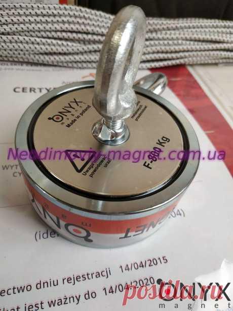 Поисковые магниты - Купить магнит для поиска метала в Украине   Neodimoviy Magnit