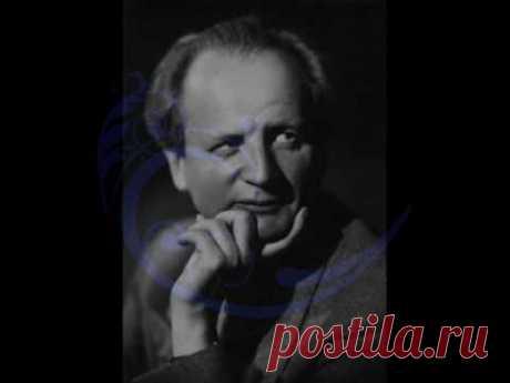 François Couperin - Wilhelm Kempff (Aix, live 1955) Le Carillon de Cithère - YouTube
