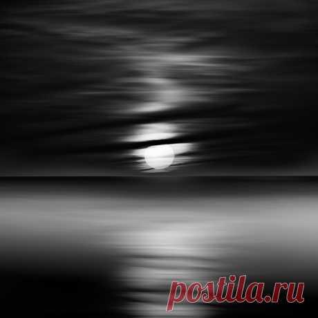 Умиротворенные и минималистичные… Черно-белые фотографии на длинной выдержке Василиса Тангулиса (Vassilis Tangoulis) — Фотоискусство