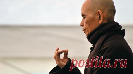 20 высказываний буддийского монаха Тита Ната Хана, которые сделают вас мудрее