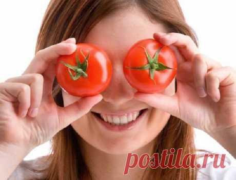 Употребление 4 помидоров в день снижает риск рака / Все для женщины