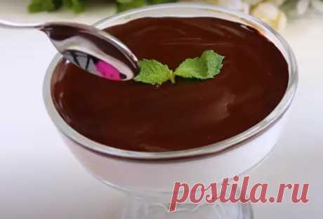 Десерт «Птичье молоко» из сметаны и шоколада - Вкусные рецепты - медиаплатформа МирТесен