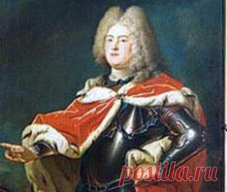 Сегодня 05 октября в 1733 году Элекционный сейм избрал на польский трон русско-австрийского протеже Фридриха Августа