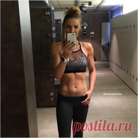 Как похудеть на 15 кг — рассказ фитнес-блогера из Германии | Glamour.ru