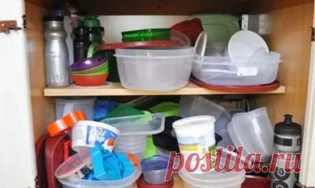 Лишние вещи и продукты на кухне, которые захламляют и без того ограниченное пространство - С нами не соскучишься! - медиаплатформа МирТесен