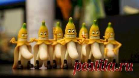 Что бананы лечат лучше, чем таблетки Употребление бананов сослужит добрую службу вашему здоровью!