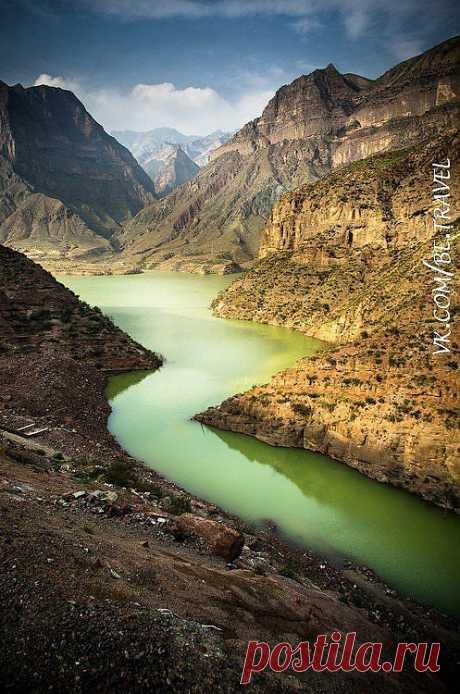 """Хуанхэ, что в переводе с китайского означает """"Желтая река"""""""