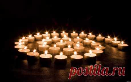 Ритуал «15 свечей» / Мистика