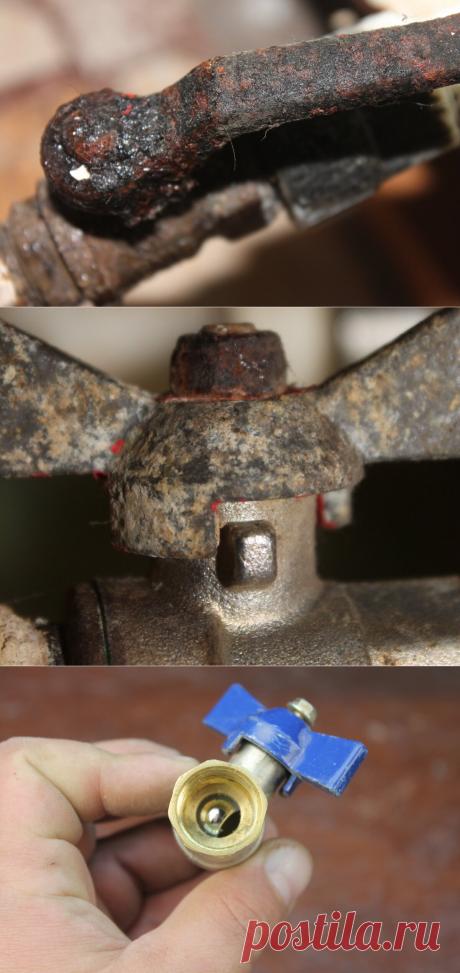 Старый сантехник подсказал, как перекрыть воду, если шаровый кран заклинил | Генератор идей | Яндекс Дзен