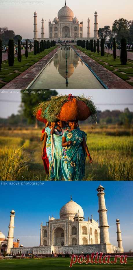 Тадж-Махал / Южная Азия / Trip2go - клуб путешественников, дешевые авиабилеты, бронирование гостиниц