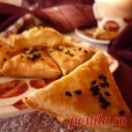 Турецкое соленое печенье Кулинарный рецепт
