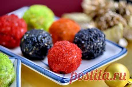 Суши-шарики (без риса) | Кошкин дом