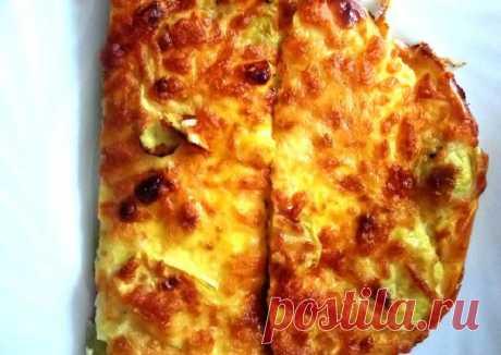 Цукини в омлете - пошаговый рецепт с фото. Автор рецепта Марина . - Cookpad