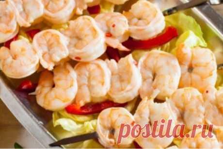 Аппетитные лангустины на мангале: пошаговый рецепт приготовления