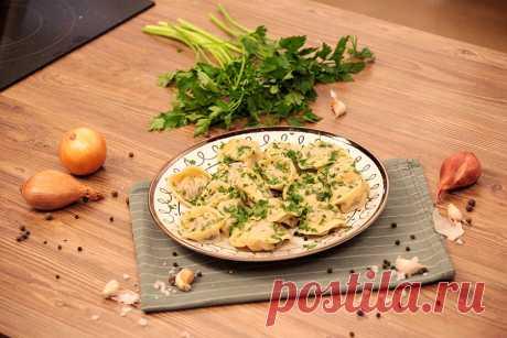 Сибирские пельмени: рецепт приготовления от шеф-повара Александра Бельковича