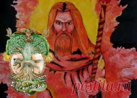 Бог славян Семаргл: кто это такой, а также внешний вид, символы и атрибуты, праздники, посвященные покровителю чертога небесного змея с первородным огнем