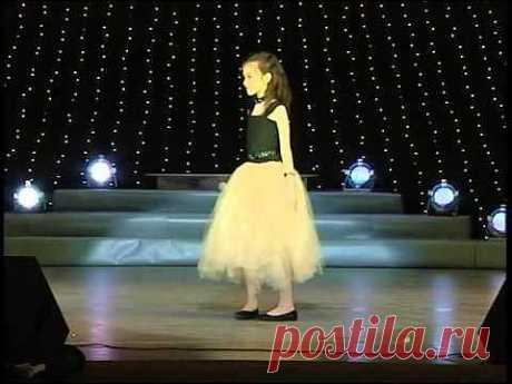 ▶ Эстрадный вокал 10 12 лет 1 песня 1 часть - YouTube