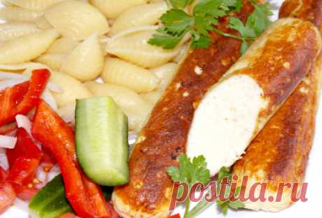 Quien quiere preparar las salchichas de gallina de casa \/ el sitio con poshagovymi por las recetas de la foto para aquellos