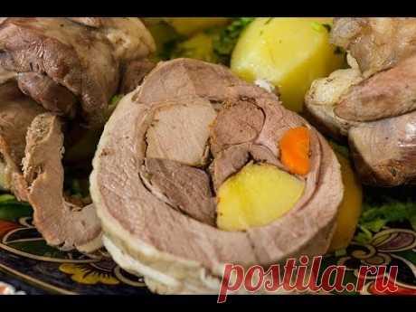 Stalik: ¡Soyutma, yahni, el panecillo de carne!