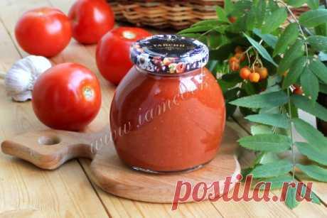 Домашний кетчуп c пряностями — рецепт с фото пошагово