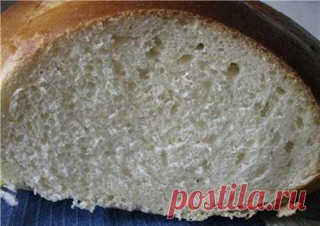 Хлеб белый домашний | Светлана Печенкина | Яндекс Дзен