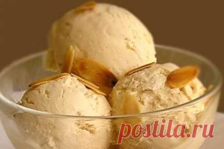 Рецепт мягкого мороженого