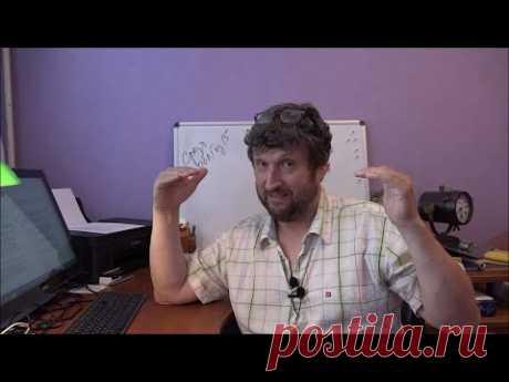 Разбор видео Тепло-вода. Виктор Борисов и воздушный тепловой насос.