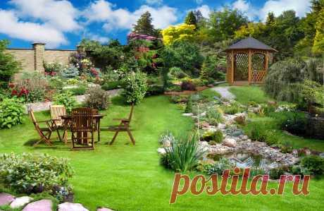 Как оформить дачный участок: 7 советов эксперта по фэншуй Зонирование территория, форма садовых дорожек, дизайн ограждения, месторасположение беседки – разбираемся, как обустроить загородное пространство, чтобы привлечь в свою жизнь гармонию и благополучие