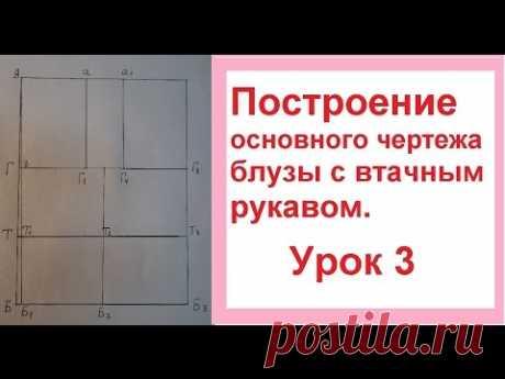 La construcción de la red del dibujo bluzki.