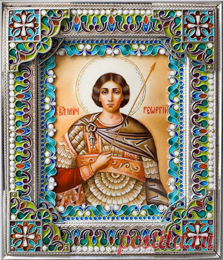 ON NOVEMBER 23 - MEMORY TO THE SAINT GREAT MARTYR GEORGES THE VICTORIOUS. \u000aDay of memory of this flatterer Bozhiya falls on November 23 on new style.\u000aThe great martyr Georgi was a son of the rich and pious parents who brought up him in Christian belief. He was born in the city …