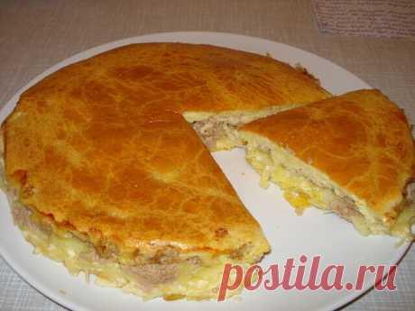 Замечательный пирог «Прибалтийский» — СОВЕТ !!!