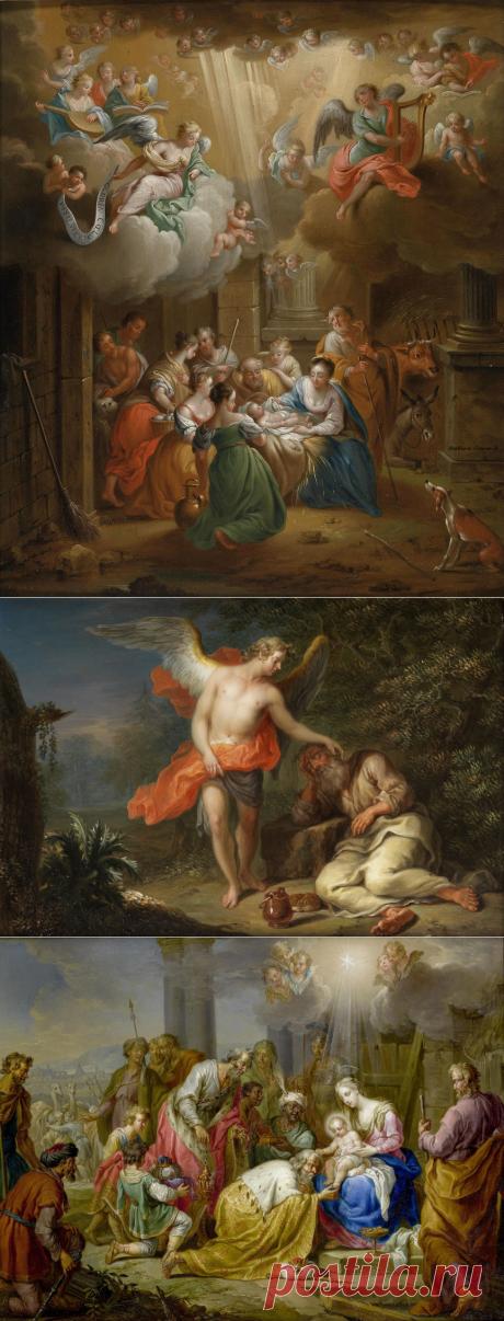 Франц Кристоф Яннек (Franz Christoph Janneck), 1703-1761