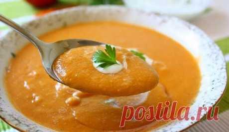 Этот суп — нечто: сахар в норме, вес снижается! | Четыре вкуса